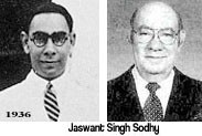 Jaswant Singh Sodhy